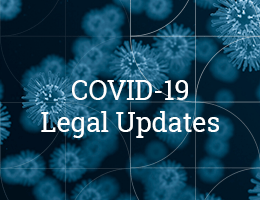 COVID 19 Legal Updates Image