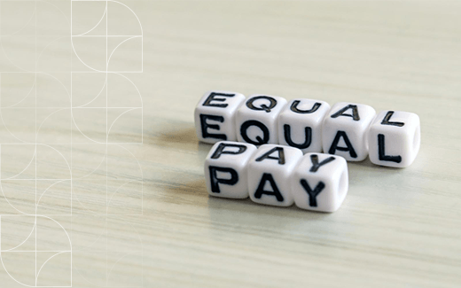 Is pay equity on the horizon?