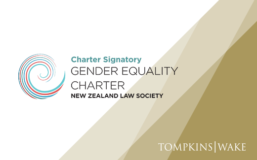 Tompkins Wake CE calls on others to commit to Gender Equality Charter