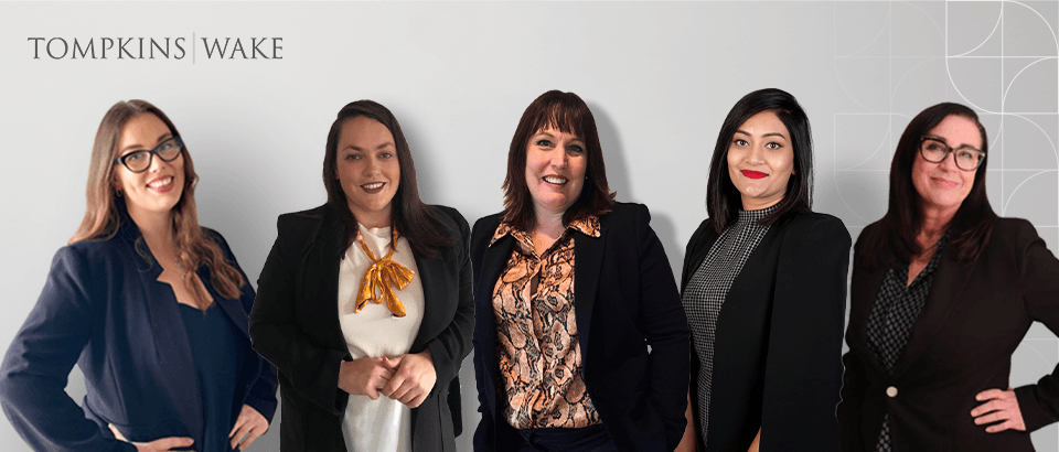 Latest appointments mark 150% growth for Tompkins Wake's Auckland team