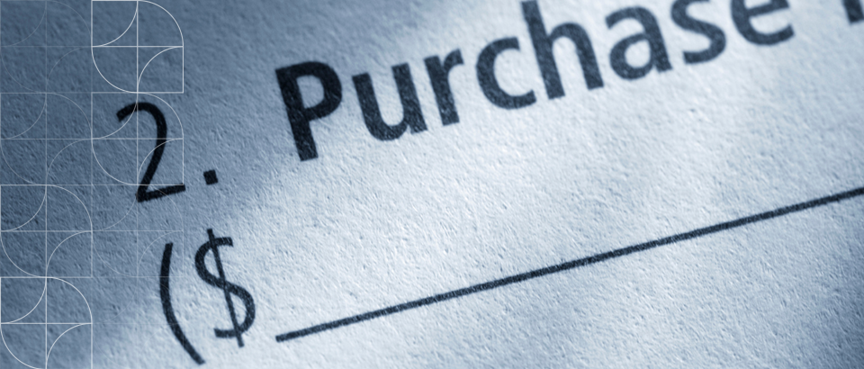 Buying or selling a business: new Purchase Price Allocation rules from 1 April 2021