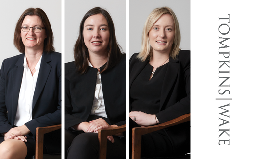 Tompkins Wake introduces three new lawyers